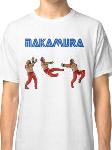 Shinsuke Nakamura retro game tshirt Classic T-Shirt