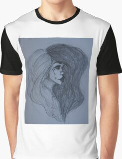 Pretty Alternative Girl Graphic T-Shirt
