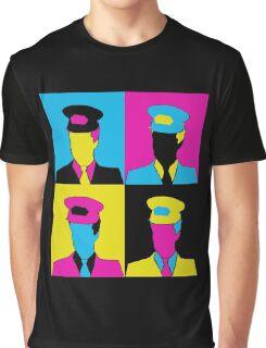cmyk Crieff Graphic T-Shirt