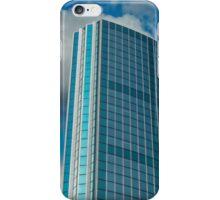 The Blue Skyscraper iPhone Case/Skin