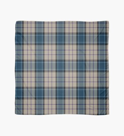 00476 Comrie Navy Blue Fashion Tartan  Scarf