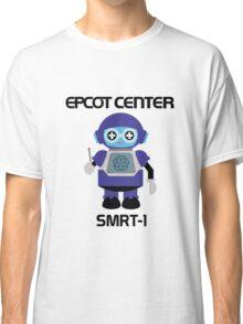 SMRT-1EpcotBlack Classic T-Shirt
