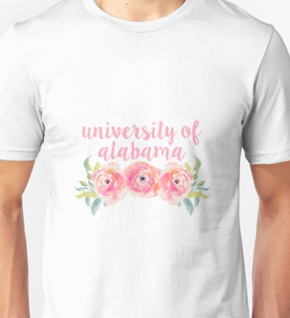 University of Alabama Unisex T-Shirt