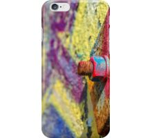 The Colors of Streetart iPhone Case/Skin