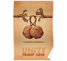 UNITY - Trump 2016 Poster