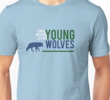 YOUNG WOLVES Unisex T-Shirt