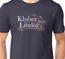 Kluber Lindor 2016 Unisex T-Shirt
