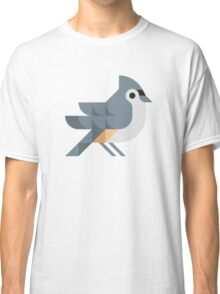 Tufted Titmouse Classic T-Shirt