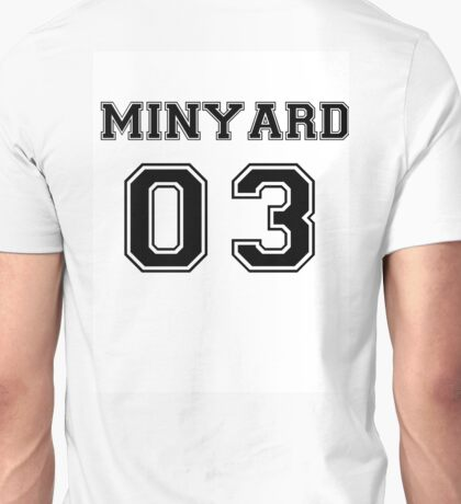ANDREW MINYARD Unisex T-Shirt