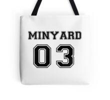 ANDREW MINYARD Tote Bag