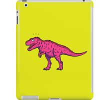 T-Rex for life iPad Case/Skin