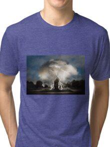 Lightning Tree Tri-blend T-Shirt