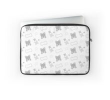 Burrito Puppy, Playful Pattern Laptop Sleeve