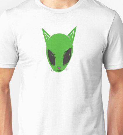 Alien Kitty Unisex T-Shirt