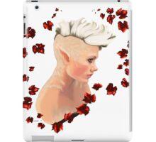 Fantasy #5 Scarred Elf iPad Case/Skin