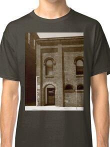 Burlington, North Carolina - Arches and Alley Classic T-Shirt