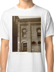Burlington, North Carolina - Arches and Alley Classic T-Shirt