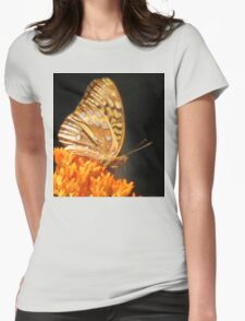 """""""This Is Some Fine Dining!"""" Womens Fitted T-Shirt"""