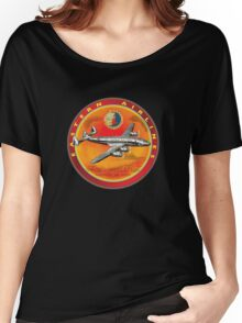 Eastern Airlines Constellation Women's Relaxed Fit T-Shirt