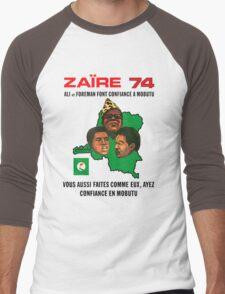 Zaïre 74 Men's Baseball ¾ T-Shirt
