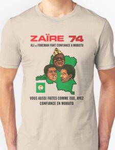 Zaïre 74 Unisex T-Shirt