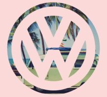VW Summer is Coming Kids Tee