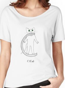 C is for Cat Women's Relaxed Fit T-Shirt
