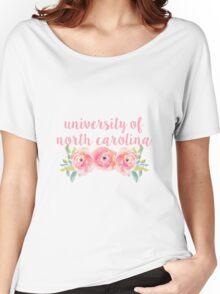 University of North Carolina Women's Relaxed Fit T-Shirt