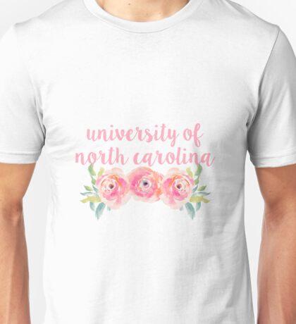 University of North Carolina Unisex T-Shirt