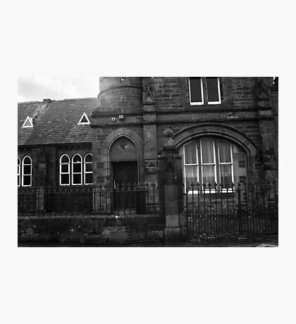 Cromarty Primary Photographic Print