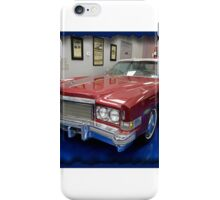 1974 ELDORADO iPhone Case/Skin