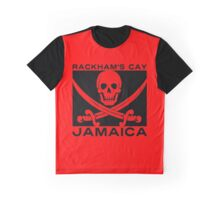 Rackham's Cay Graphic T-Shirt