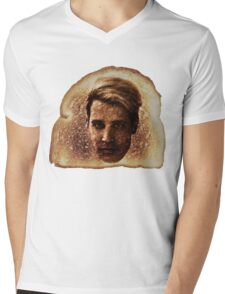 Milo Yiannopoulos Miracle Toast Mens V-Neck T-Shirt