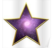Space Star Nebula Poster