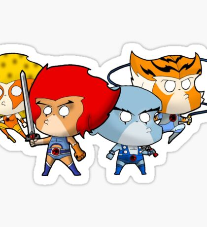 Thundercats Chibi Sticker