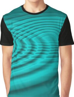 Pacific ocean water ripples Graphic T-Shirt