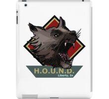 H.O.U.N.D. iPad Case/Skin