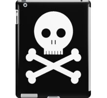 JOLLY ROGERED iPad Case/Skin