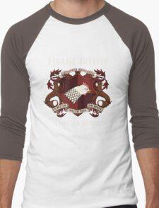 House Bluth Family Seal Men's Baseball ¾ T-Shirt