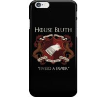 House Bluth Family Seal iPhone Case/Skin