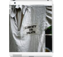 Speech to the Virginia Convention iPad Case/Skin