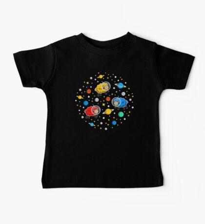 Space Sheep Baby Tee