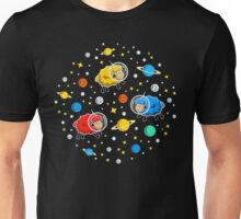 Space Sheep Unisex T-Shirt