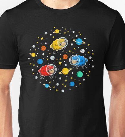 Space Sheep Unisex T-Shirt