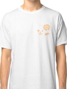 Spriton Echidna, Playful Pattern Classic T-Shirt