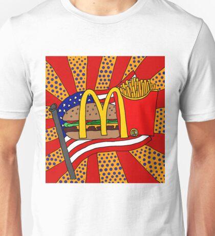 McDonald's Foodie Unisex T-Shirt