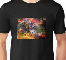 Dark Matter Flux Unisex T-Shirt