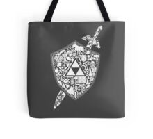 The Legend Continues Tote Bag