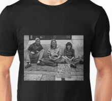 Sincerity  Above All!  Unisex T-Shirt