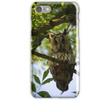 Whooo.. are you? iPhone Case/Skin